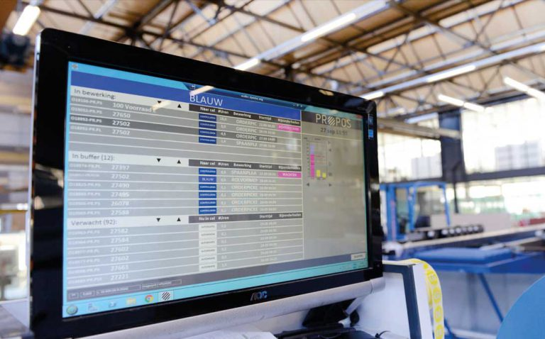 Productie planning software maakbedrijven